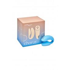 Сенсорный вибромассажер для пар We-Vibe Chorus Aqua