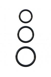 Эрекционные кольца набор 3шт.