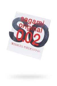 Презервативы Sagami Original 0.02 ультратонкие №1