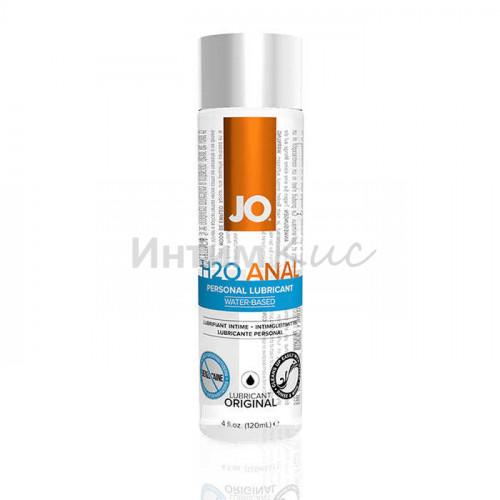 Анальный лубрикант JO Anal H2O на водной основе