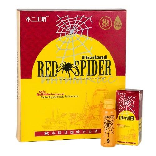 Возбуждающие капли для женщин Red Spider (Ред Спайдер, Красный Паук)