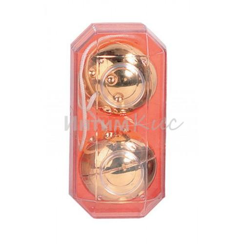 Вагинальные шарики золото 3,5 см