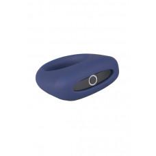 Эрекционное кольцо magic motion dante, синее