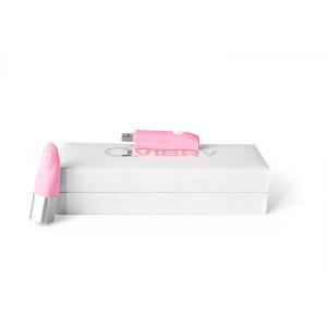 Вибратор клиторальный 7 режимов вибрации, розовый