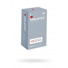Презервативы Unilatex Dotted с точками №12