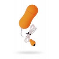 Виброяйцо 6,5см оранжевое