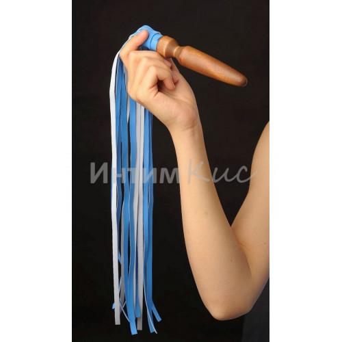 Плеть Sitabella голубая