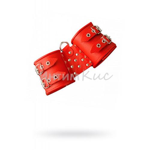Наручники Sitabella красные