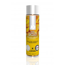 Съедобный лубрикант со вкусом лимона JO H2O Lubricant Lemon Splash 120 мл