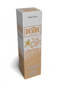 Гель-лубрикант Desire ваниль 60мл.