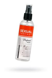 Парфюмированная вода  для белья и интерьера Natural Instinct, с феромонами и афродизиаками Sexual fa