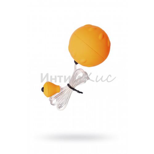 Виброяйцо 4,5см оранжевое