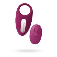 Виброкольцо с пультом ДУ Svakom Winni, 25 режимов вибрации, фиолетовый