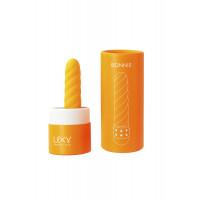 Вибратор Bonnie, оранжевый 11,5 см