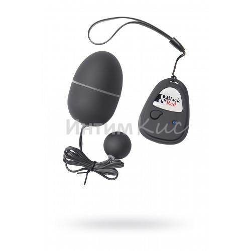 Вибронабор с пультом ДУ, 5 режимов вибрации, черный