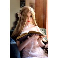 Кукла реалистичная Freya, Lijoin, TPE, телесный, 168 см