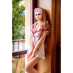 Кукла реалистичная Mimi, Lijoin, TPE, телесный, 168 см