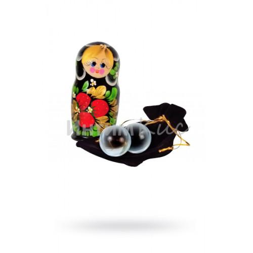 Вагинальные шарики Sitabella стекло,?3,0 см