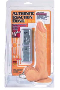 Вибратор реалистик 21,5см