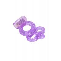 Виброкольцо фиолетовое