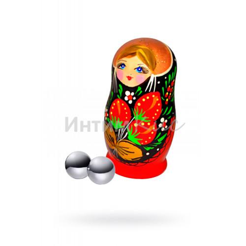 Вагинальные шарики Sitabella металлические,?1,9 см