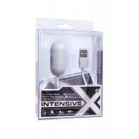 Виброяйцо NMC Intensive X, белое, 5 см