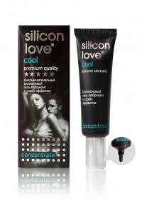 Анально-вагинальный гель-любрикант Silicon Love Cooll, с охлаждающим эффектом, 30 г