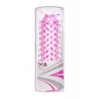Насадка гелевая розовая