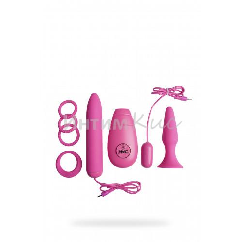 Вибронабор розовый
