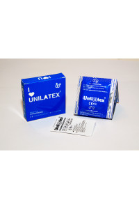 Презервативы Unilatex Natural Plain 3 шт 3002Un