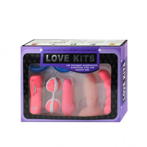 Универсальный набор секс-игрушек BW-012006
