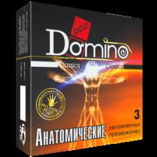 Презервативы Domino Анатомические №3