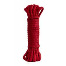 Веревка Bondage Collection Red 3m 1041-04lola