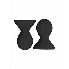 Стимулятор для груди Ouch! Black SH-OU241BLK