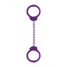 Кандалы Pleasure Legcuffs Purple SH-OU008PUR