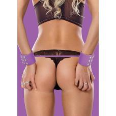 Силиконовые наручники OUCH! Purple SH-OU040PUR
