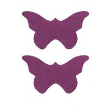 "Пестисы ""бабочки"" фиолетовые SH-OUNS006PUR"